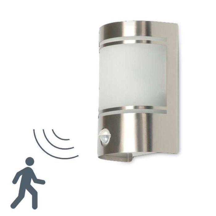 Lampa-zewnętrzna-Boston-z-czujnikiem-ruchu-na-podczerwień