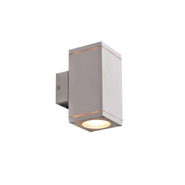 Lampa-zewnętrzna-Quadro-up-down-aluminium