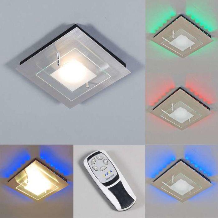 Plafon-Plate-GX-RGB-LED-stal