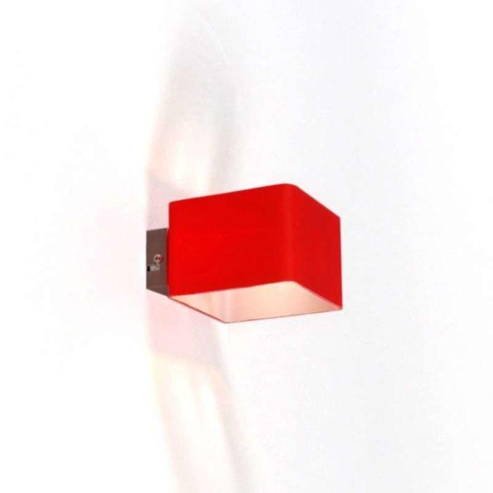 Kinkiet-Nova-czerwony