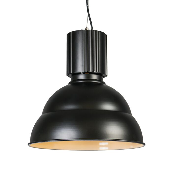 Lampa-wisząca-Industrie-czarna