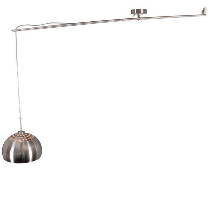 Lampa-wisząca-Decentra-Delux-stal
