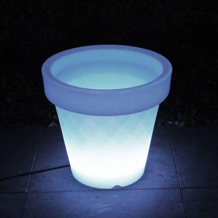 Podświetlana-donica-LED-średnia