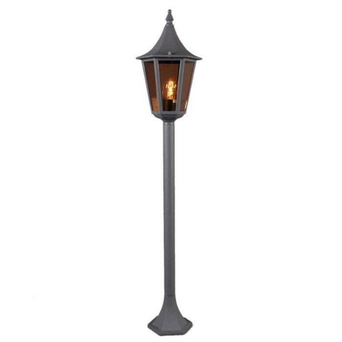 Lampa-zewnętrzna-President-P116-grafit
