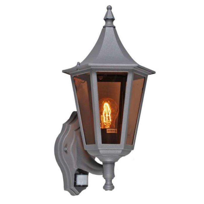 Lampa-zewnętrzna-President-ścienna-z-czujnikiem-ruchu-na-podczerwień-grafit