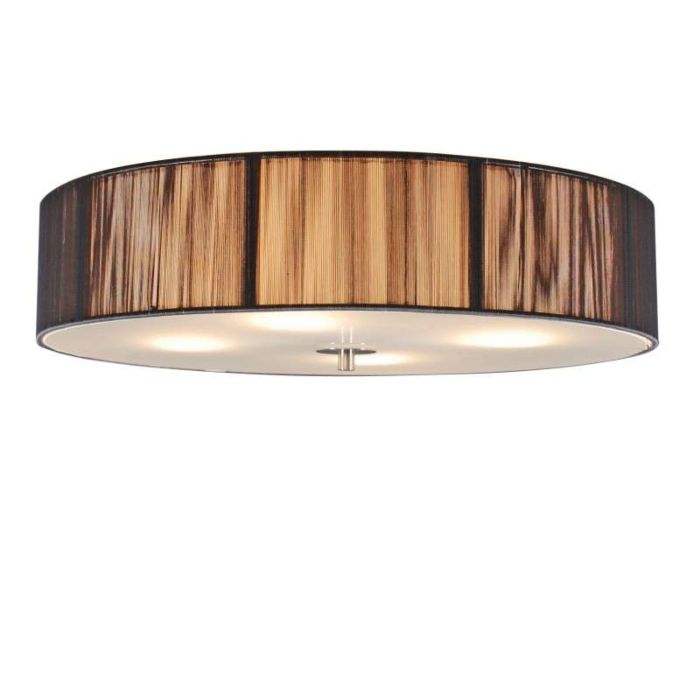 Klasyczna-lampa-sufitowa-antracyt-50-cm---Lina