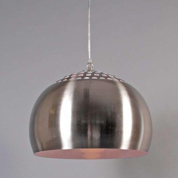 Lampa-wisząca-Fermo-40cm-stal