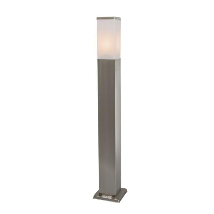Nowoczesna-lampa-zewnętrzna-stal-80-cm---Malios