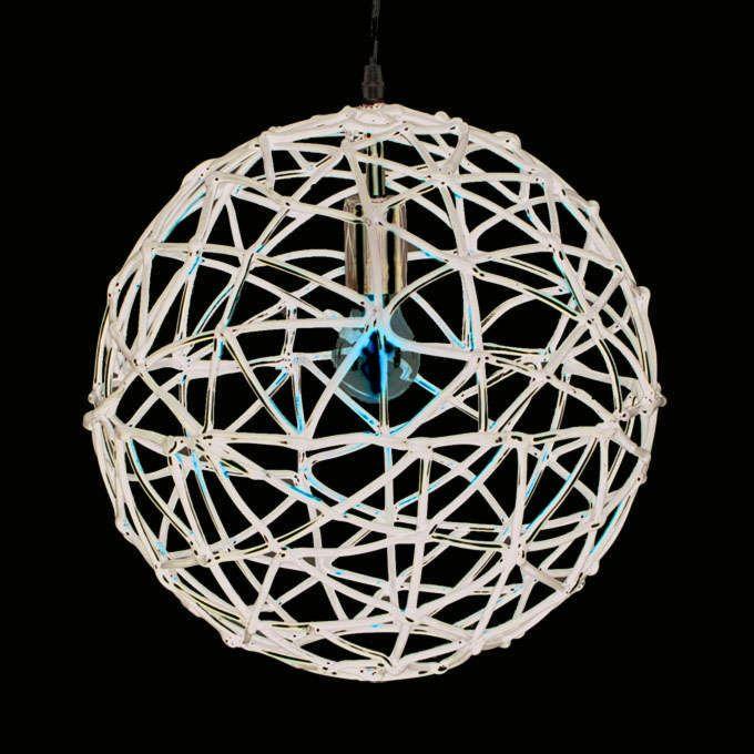 Lampa-wisząca-Birdy-40-czarna