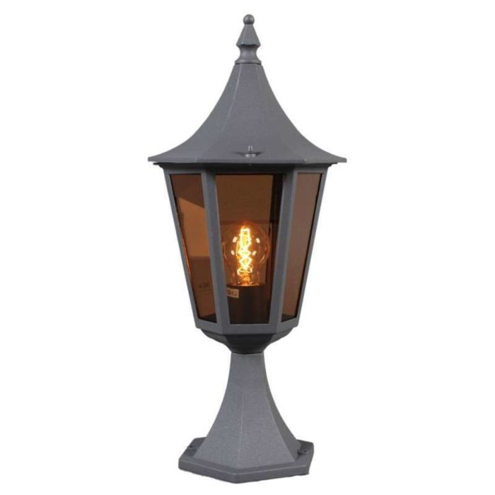 Lampa-zewnętrzna-President-P52-grafit