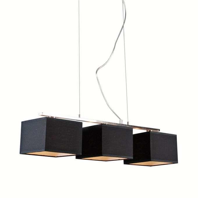 Lampa-wisząca-VT-3-czarna