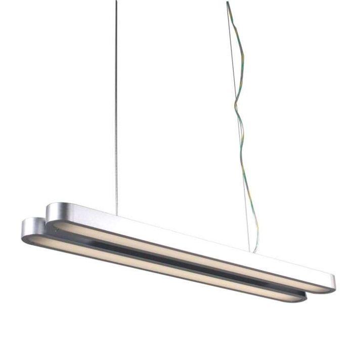 Lampa-wisząca-Tube-Double-21W-srebrna