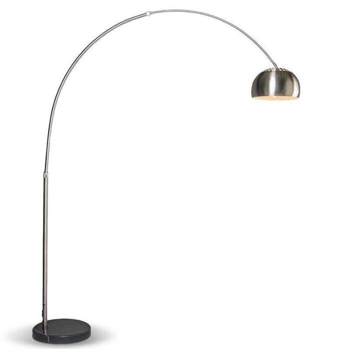 Nowoczesna-lampa-podłogowa-łuk-stal---Grande
