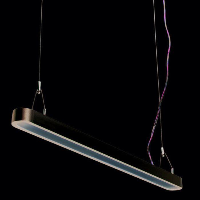 Lampa-wisząca-Tube-U-21W-srebrny
