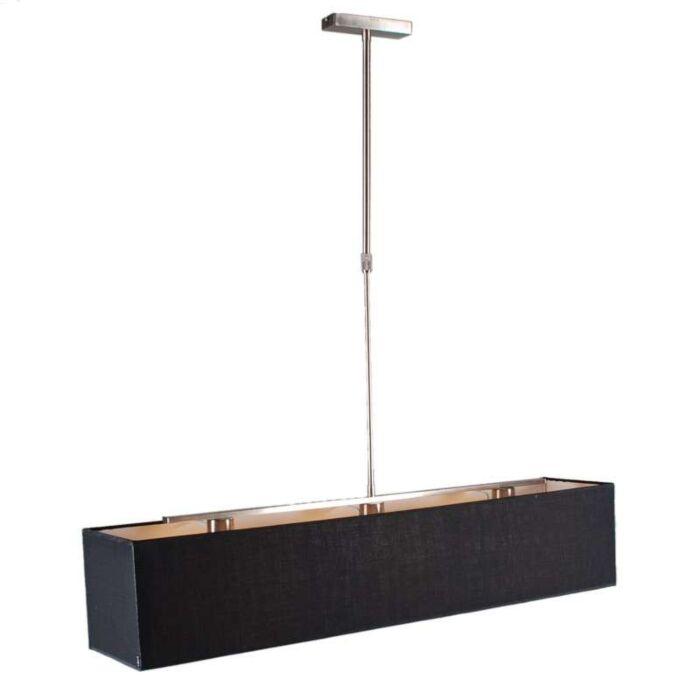 Lampa-wisząca-VT-1-czarna