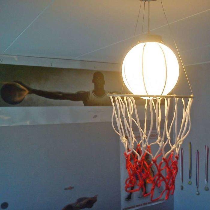 Lampa-wisząca-Kids-Koszykówka