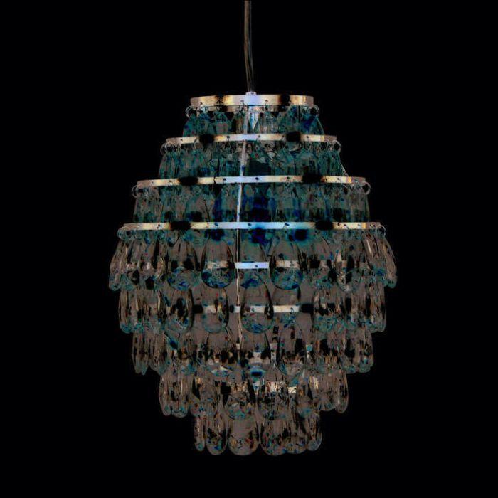 Lampa-wisząca-Pinecone-chrom