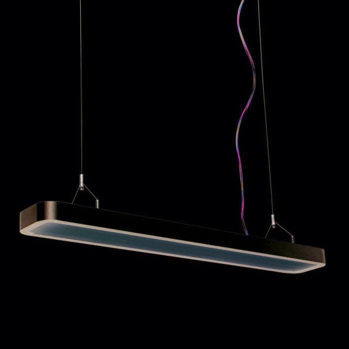 Lampa-wisząca-Tube-U-2-x-21W-srebrna