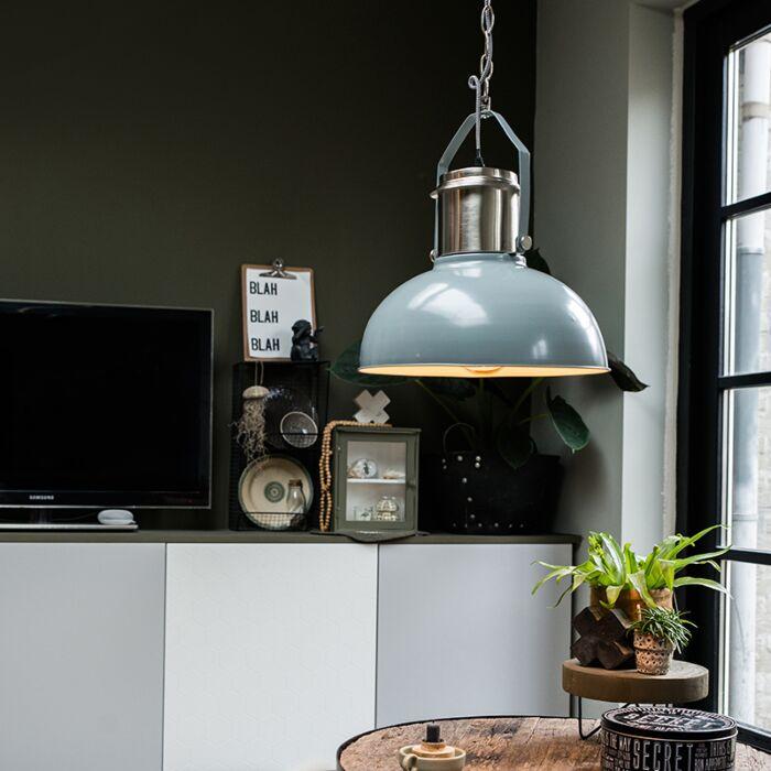 Przemysłowa-lampa-wisząca-szara---Przemysłowa-37