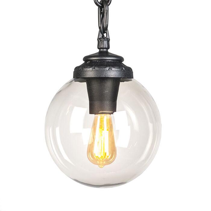 Lampa-wisząca-Sichem-czarna