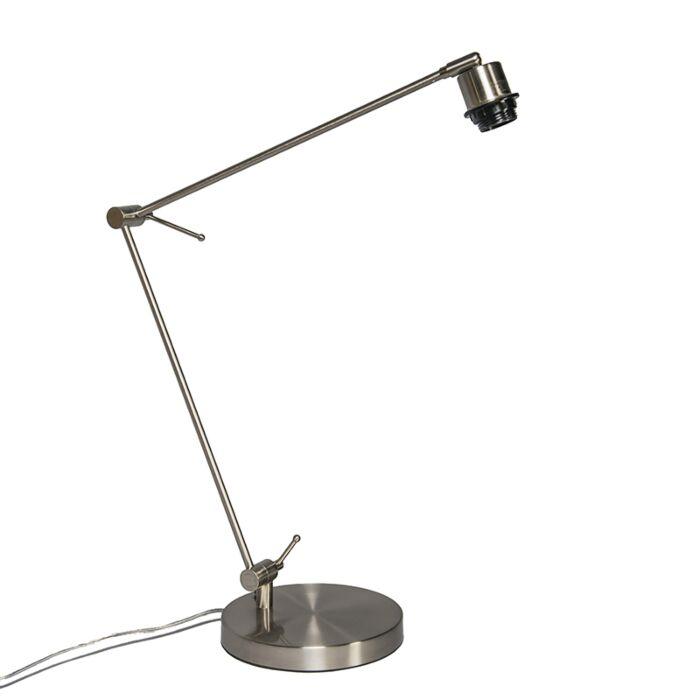 Lampa-stołowa-Editor-stal