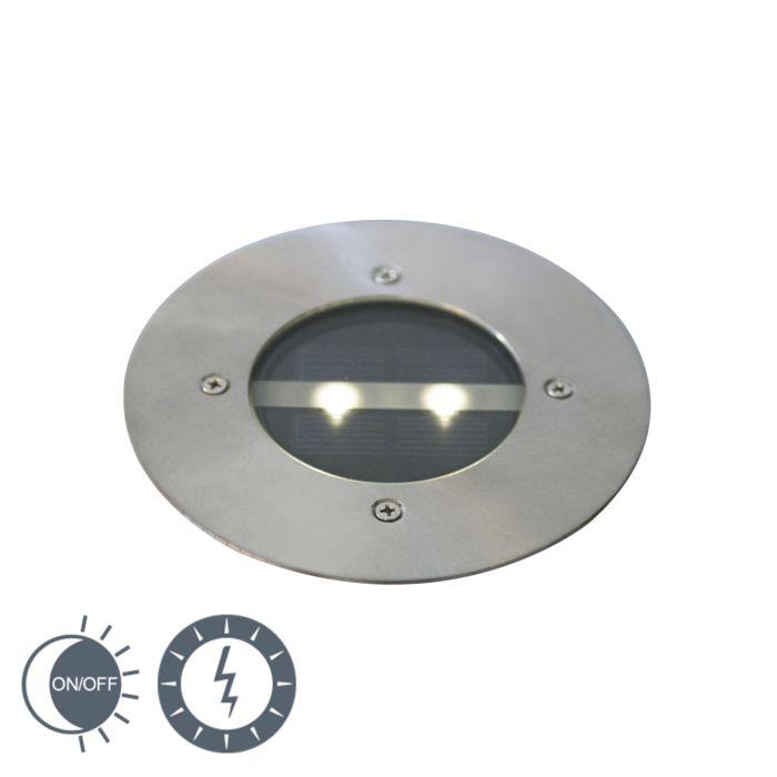Punkt-uziemienia-wraz-z-diodą-LED-na-energii-słonecznej-IP44---Tiny