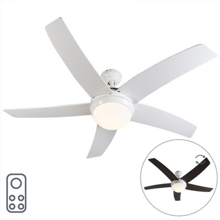 Wentylator-sufitowy-biały-z-pilotem---Cool-52