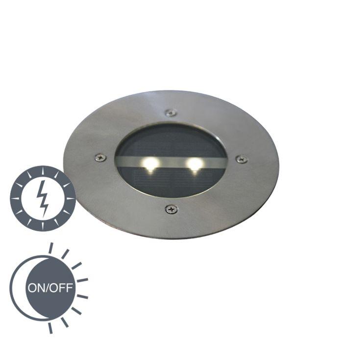 Nowoczesna-oprawa-dogruntowa-stal-solarna-zawiera-LED---Tiny