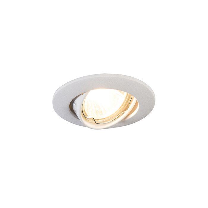 Oprawa-do-wbudowania-Edu-Mini-okrągła-biała