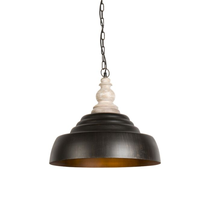 Lampa-wisząca-Trina-rdza