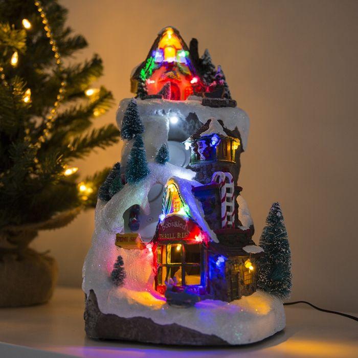 Szopka-bożonarodzeniowa-Piste-LED