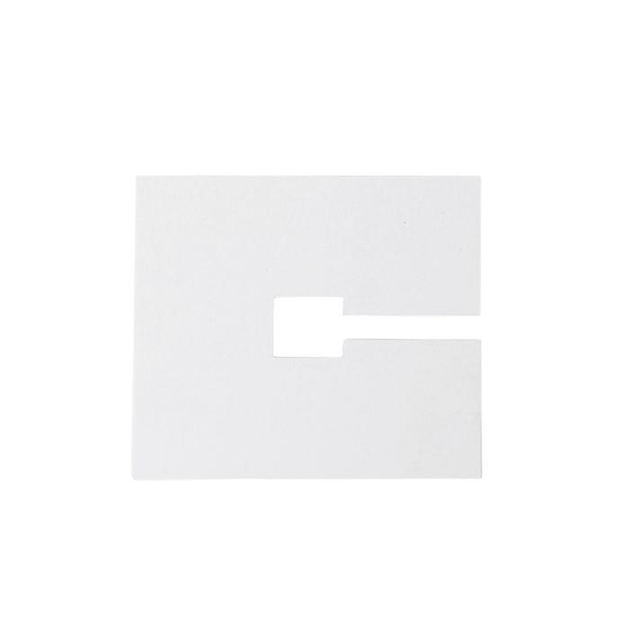 Zaślepka-kwadratowa-10x10cm-biała-RAL-9016