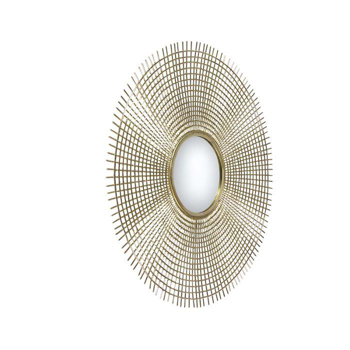 Okrągłe-lustro-w-stylu-art-deco-78-cm-złote---Edda