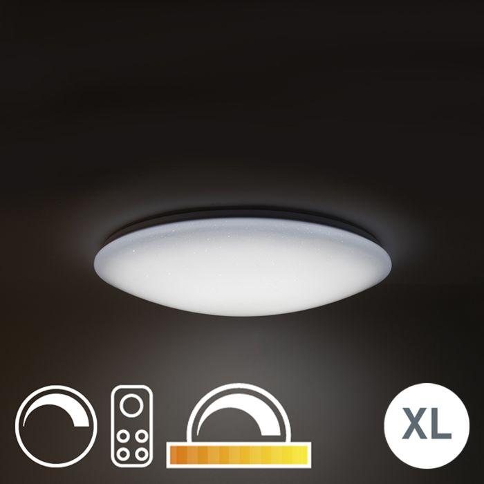 Plafon-LED-gwieździste-niebo-60-cm-z-pilotem---Extrema