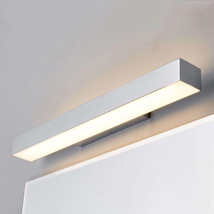 Nowoczesna-lampa-łazienkowa-chrom-60-cm-w-tym-LED-IP44---Kiana