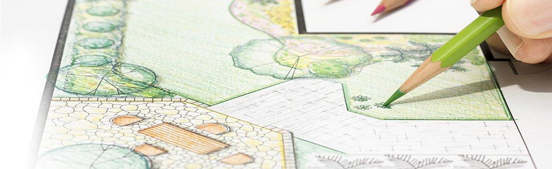 planu oświetlenia do Twojego ogrodu