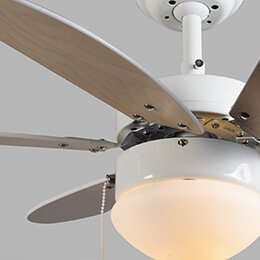 Lampyiswiatlo - Chcesz zamontować wentylator sufitowych
