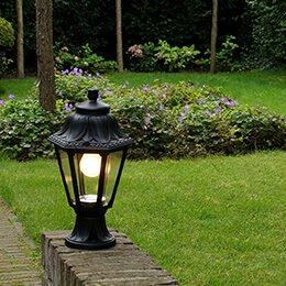 Lampyiswiatlo - Chcesz zamontować oświetlenie ogrodowe